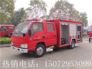 国五江铃远程供排水抢险车图片