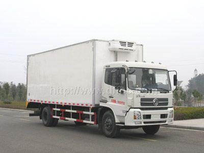 竞技宝app最新版下载天锦6.4米箱长冷藏车