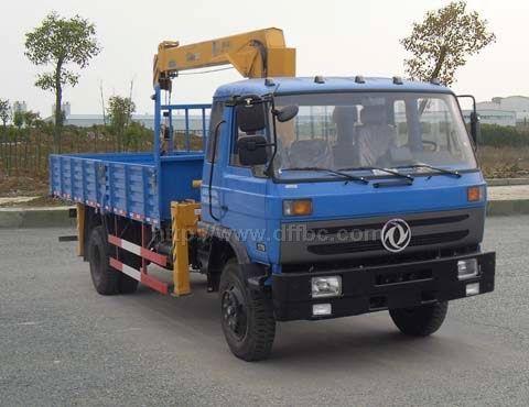 贝博体育官方下载app153四节臂8吨吊随车起重运输车